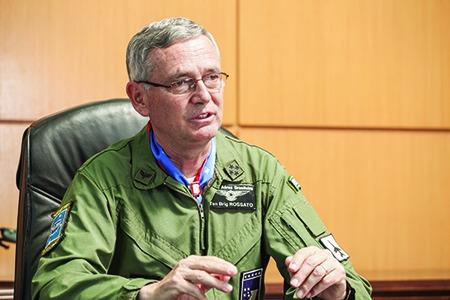 Sgt Bruno Batista / Agência Força Aérea