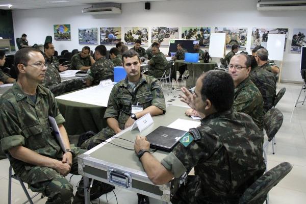 Os militares irão compor o Batalhão de Infantaria de Força de Paz, a Companhia de Engenharia de Força de Paz e o Grupamento Operativo de Fuzileiros Navais Haiti