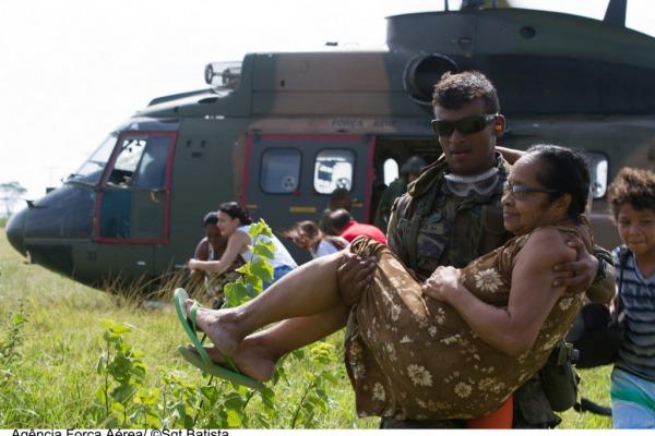 Confira depoimentos de militares que participaram de diversas missões no País
