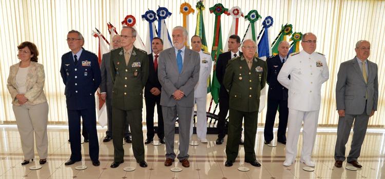 Passagem da Secretaria-Geral do Ministério  Ministério da Defesa