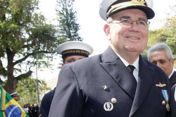 Novo Comandante da Marinha  Ministério da Defesa