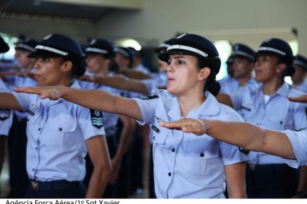 Os novos militares vão participar de competições representando a Força Aérea Brasileira