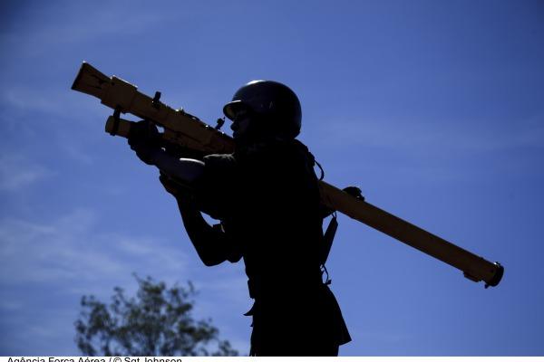 O Terceiro Grupo de Defesa Antiaérea será implantado no segundo semestre de 2015, em Anápolis (GO)