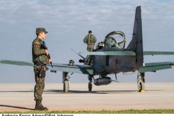 Foco é o desenvolvimento de doutrinas de proteção de Bases Aéreas