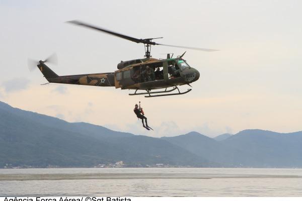 A quarta edição da operação Carranca vai reunir mais de 350 militares em Florianópolis