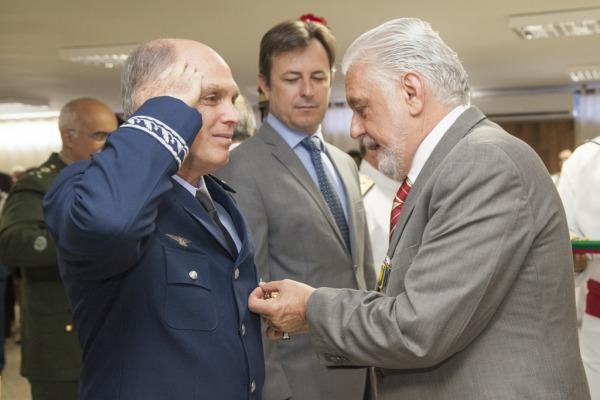 Atletas, ex-atletas e incentivadores do esporte foram homenageados durante cerimônia em Brasília