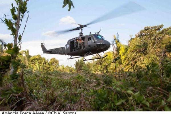 Na primeira fase do maior exercício de busca e salvamento da América Latina será realizada uma avaliação operacional