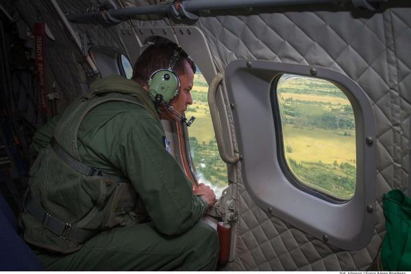 As atividades do maior exercício simulado de busca e salvamento da América Latina ocorrem em diversos ambientes