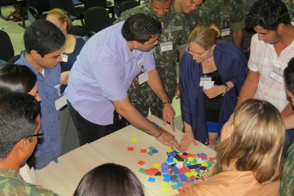 Capacitação é voltada para membros de missões de paz das Nações Unidas