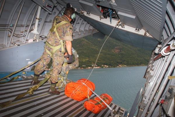Mais de 150 militares aprimoraram técnicas de resgate