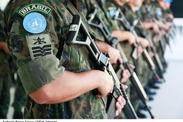 Especialistas em Guarda e Segurança  Sgt Johnson Barros / Agência Força Aérea