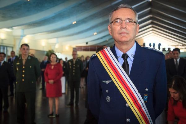 A cerimônia comemorou os 207 anos de criação da Justiça Militar da União (JMU)