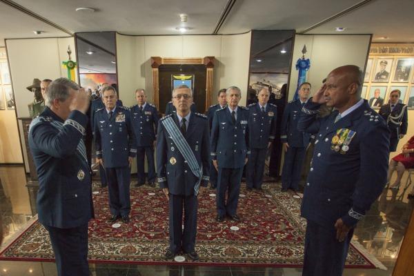 Tenente-Brigadeiro Raul Botelho assumiu a função em solenidade realizada nesta quarta-feira