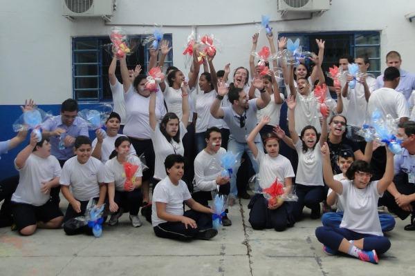 Escola Ágape para Educação Especial  Giannino