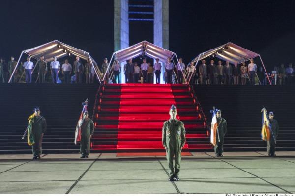 Os 70 anos do Dia da Aviação de Caça relembram a atuação dos militares brasileiros nos céus da Itália
