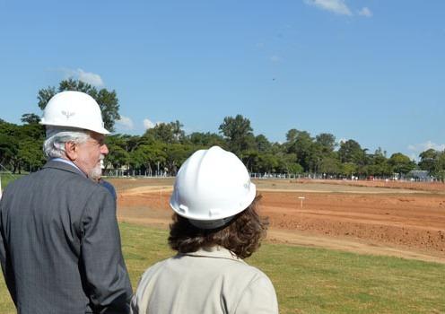Jaques Wagner visitou o complexo do Departamento de Ciência e Tecnologia da Aeronáutica
