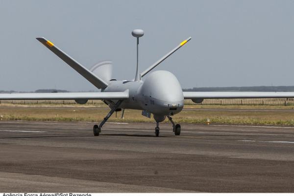 Sediado em Santa Maria (RS), Esquadrão Hórus foi criado em 2011 para operar as aeronaves remotamente pilotadas da FAB