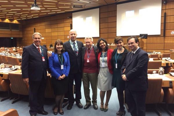 A reunião teve participação de 72 países e debateu regras para uso do espaço