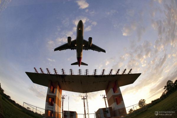 O evento vai debater sobre prevenção de acidentes aeronáuticos