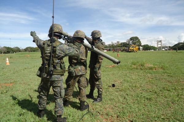 Militares do efetivo concluíram cursos de formação básica