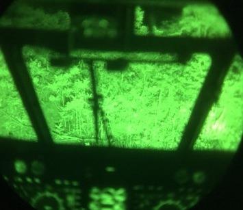 O exercício, realizado na Serra do Cachimbo, envolve helicópteros H-36 Caracal