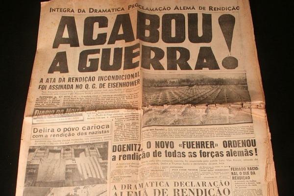 A solenidade será realizada nesta sexta-feira (08/05) no Rio de Janeiro