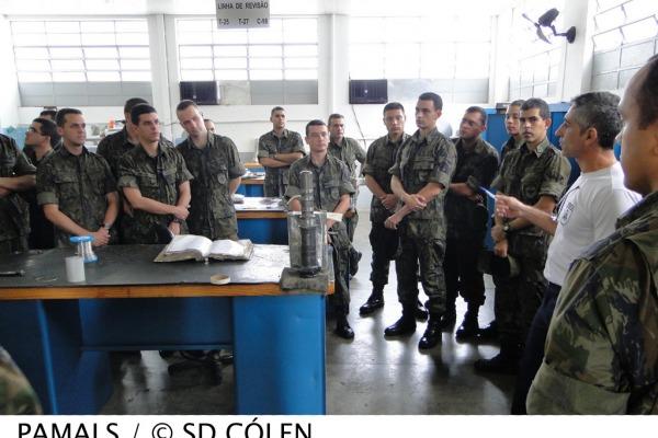 39 profissionais serão formados no dia 22 de maio como oficiais de carreira do quadro de engenharia