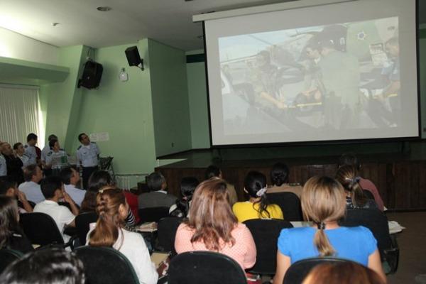 O evento em parceria com a Universidade do Estado do Amazonas reuniu 900 participantes