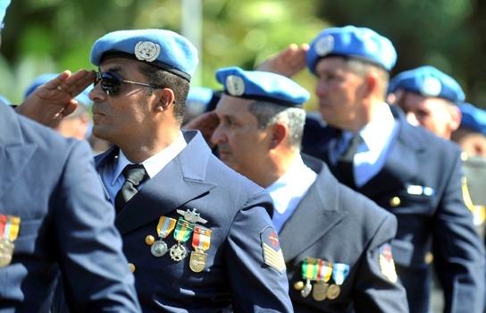 Atualmente o Brasil tem 1,7 mil militares distribuído pelo mundo