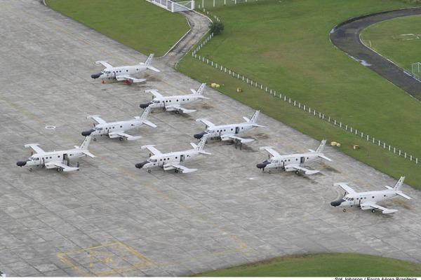 Pátio de aeronaves P-95