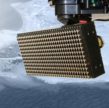 Novo radar irá detectar alvos a até 370 km  Selex