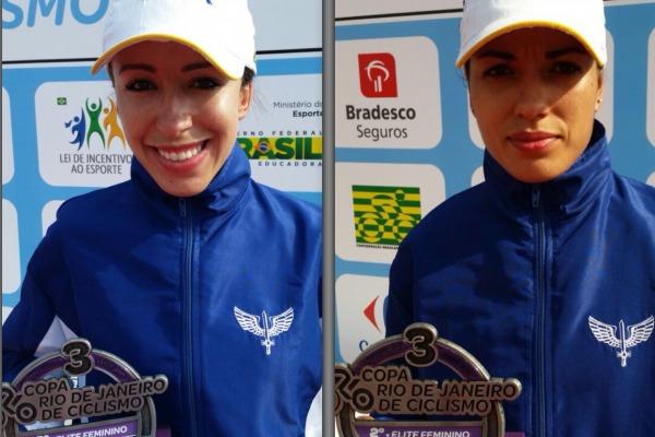 Atletas do ciclismo se preparam para campeonato brasileiro  Acervo dos atletas