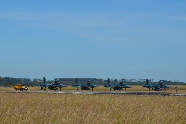 Exercício inclui técnicas utilizadas por unidades aéreas da OTAN
