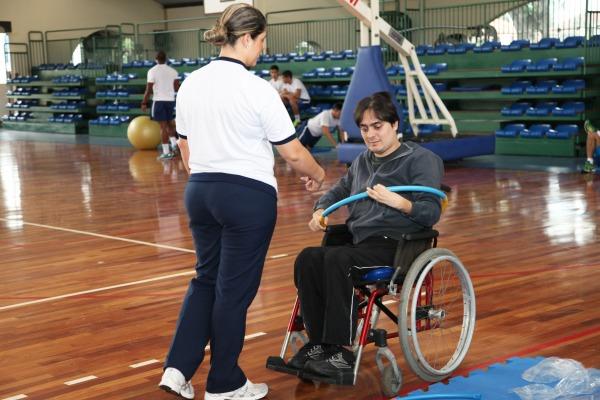 A comitiva visitou as obras do centro de treinamento e hospedagem para Jogos Olímpicos e Paralímpicos Rio 2016