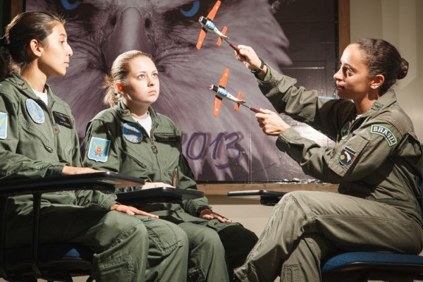 A data foi instituída em 1998, quando foi atingida a marca de um milhão de horas de voo de instrução