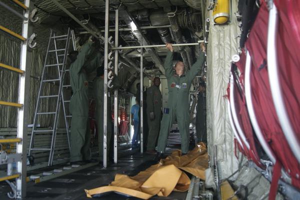 O curso prepara os militares para atuarem durante os Jogos Olímpicos Rio 2016