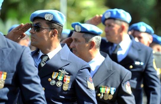 Dia Internacional dos peacekeepers é comemorado na sexta-feira (29/05)