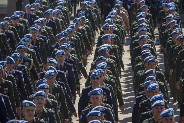 Desde 1956, aproximadamente 30 mil militares brasileiros já foram enviados a missões de paz no exterior