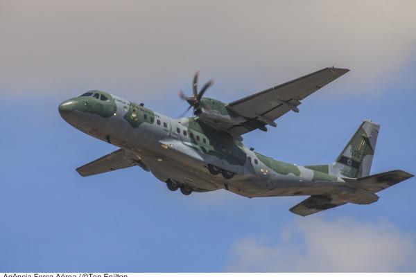 Aeronaves de transporte mais modernas da FAB são operadas pelos Esquadrões Arara e Onça