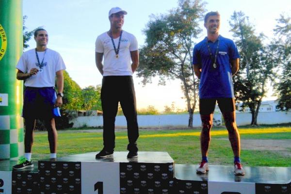 A FAB ganhou uma medalha de ouro e duas de prata