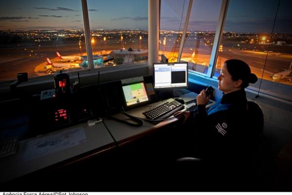 Entre os aeródromos, a maior movimentação em número absoluto foi no Aeroporto de Guarulhos (SP) com crescimento de quase 7,0%