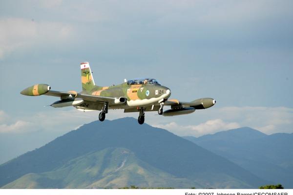 Jato AT-26 foi fabricado sob licença no Brasil  Sargento Johnson Barros / Agência Força Aérea