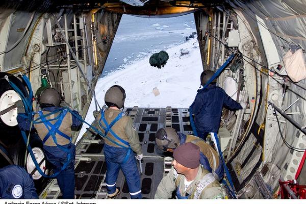 Sargento Johnson / Agência Força Aérea