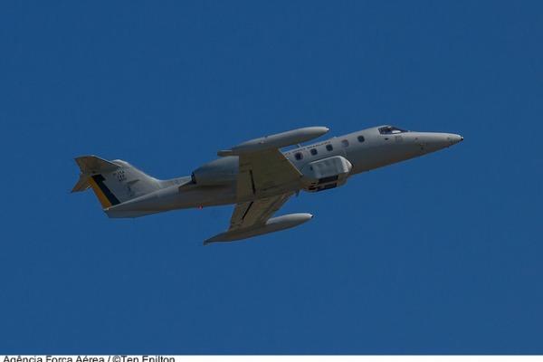R-35A utiliza equipamentos de reconhecimento automatizados  Tenente Enilton / Agência Força Aérea