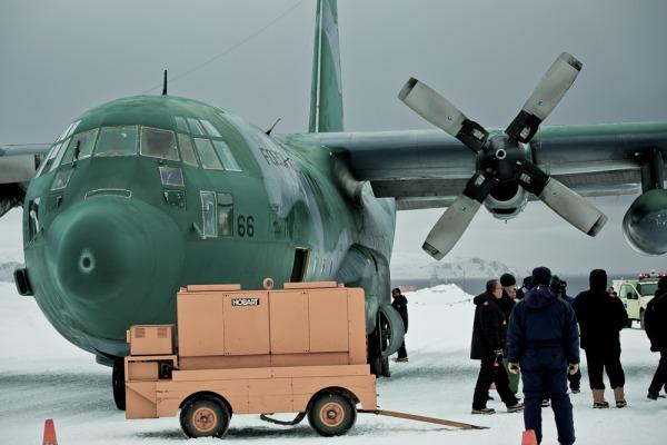 Os desafios do Esquadrão Gordo no continente gelado são contados no projeto Asas Antárticas – a história do Brasil no continente gelado