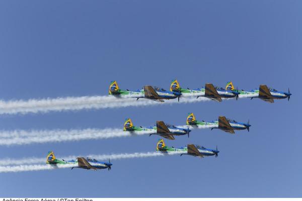 Agência Força Aérea/Ten. Enilton