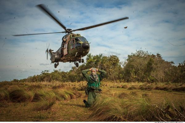 Sgt Batista/CECOMSAER
