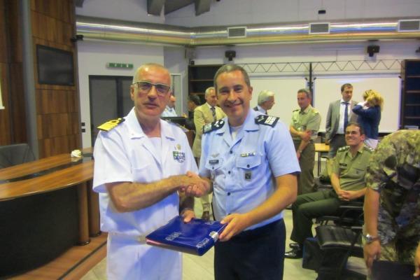 Sicral é o responsável por comunicações estratégicas na Itália  NUCOPE-P