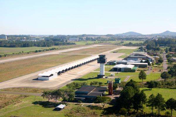 Aeródromo terá operação civil e militar compartilhada