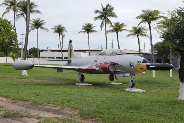 Caça TF-33  Soldado Alves Silva